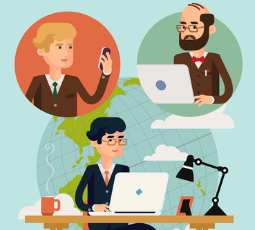 Effective Leader When Working Remotely