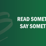 Read Something and Say Something