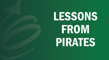 Lessons from Pirates