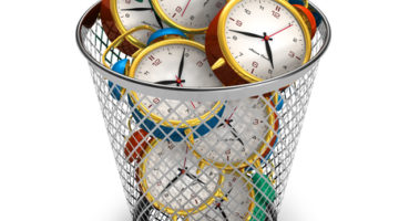 Do You Need to Start Wasting Time?