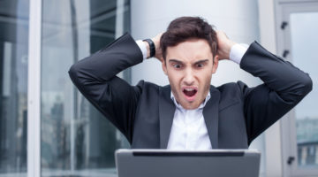 Delivering Bad News to Remote Workers